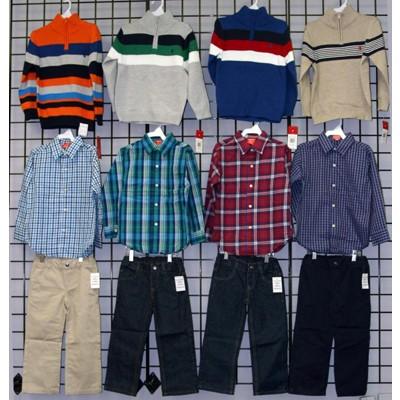 Famous brands Boys sizes 4-7 t